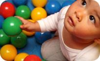 Eveil et développement de bébé